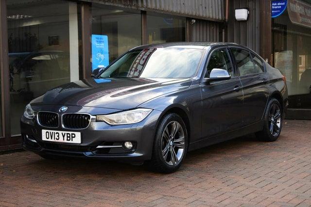 2013 BMW 3 Series 2.0 320i Sport (184bhp) Saloon 4d (13 reg)