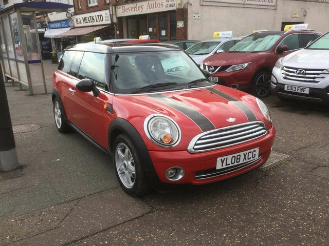 2008 MINI Clubman 1.6 Cooper (Chili) (08 reg)