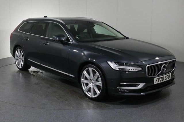 2020 Volvo V90 2.0 T5 Inscription Plus (20 reg)