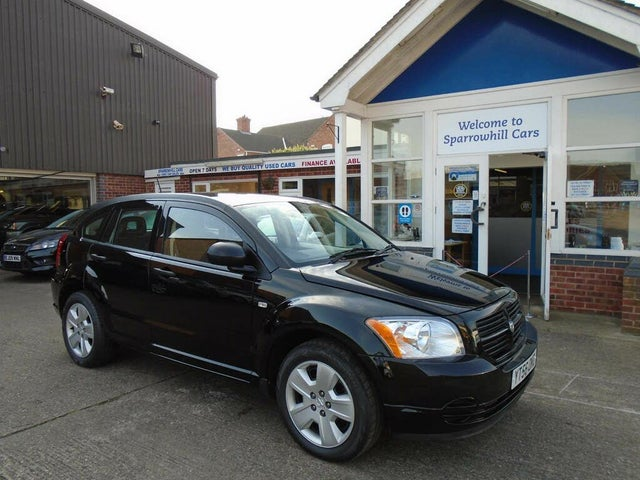 2006 Dodge Caliber 1.8 SE (56 reg)