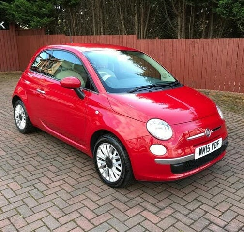 2015 Fiat 500 1.2 POP STAR (15 reg)