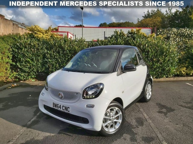 2015 Smart fortwo 1.0 Passion (s/s) (64 reg)