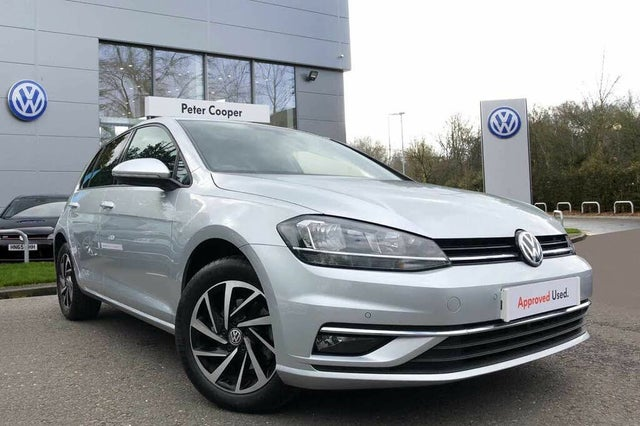 2019 Volkswagen Golf 1.5 TSI Match Edition (150ps) Hatchback DSG (69 reg)