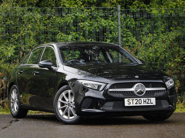 2020 Mercedes-Benz A-Class (20 reg)