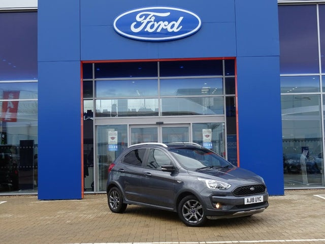 2018 Ford Ka+ 1.2 Ti-VCT Active (18 reg)