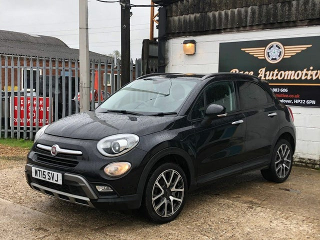 2015 Fiat 500X 1.6Multijet II Cross Plus (15 reg)