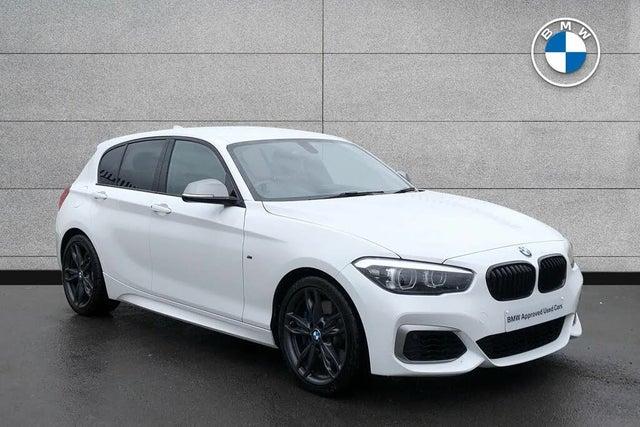 2018 BMW 1 Series 3.0 M140i Shadow Edition 5d Sport Auto (18 reg)