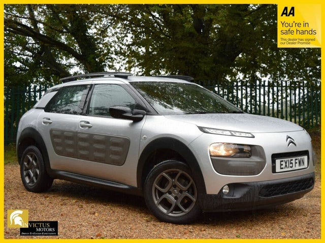 2015 Citroen C4 Cactus 1.6BlueHDi Feel (15 reg)