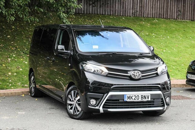 2019 Toyota PROACE VERSO for sale in Newcastle Upon Tyne ...