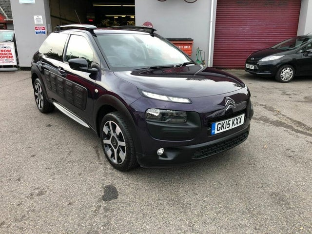 2015 Citroen C4 Cactus 1.2 Flair (82ps) (E6) (15 reg)