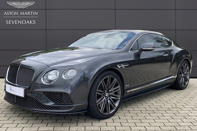 2015 Bentley Continental 6.0 GT Speed 4X4 Coupe (65 reg)