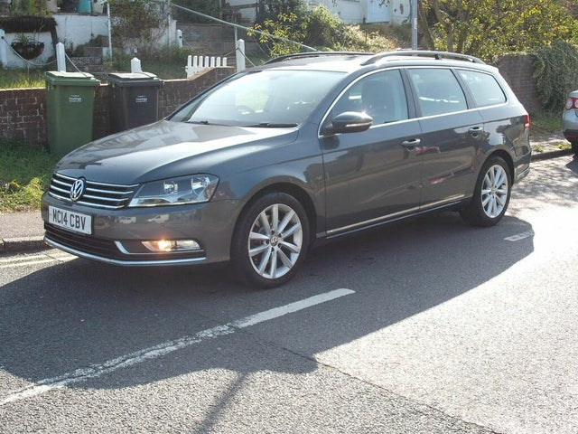 2014 Volkswagen Passat 2.0TDI Executive (140ps) (s/s) Estate 5d DSG (14 reg)