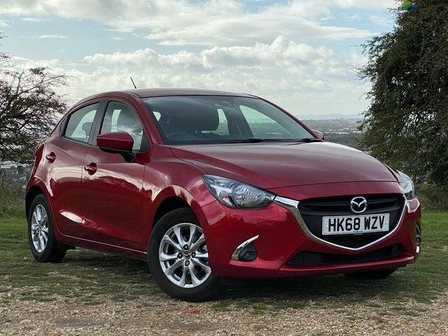 2019 Mazda Mazda2 1.5 SE-L (Nav)+ (68 reg)