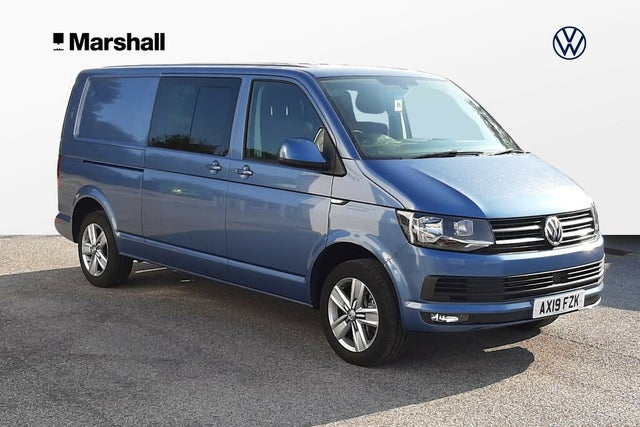 2019 Volkswagen Transporter (19 reg)