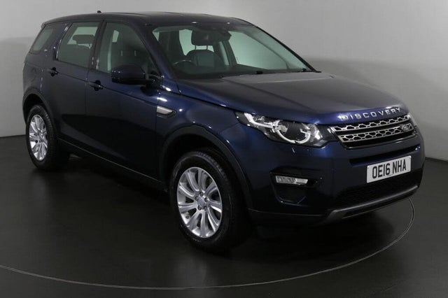 2016 Land Rover Discovery Sport 2.0Td4 SE Tech (180ps) (s/s) Auto (16 reg)