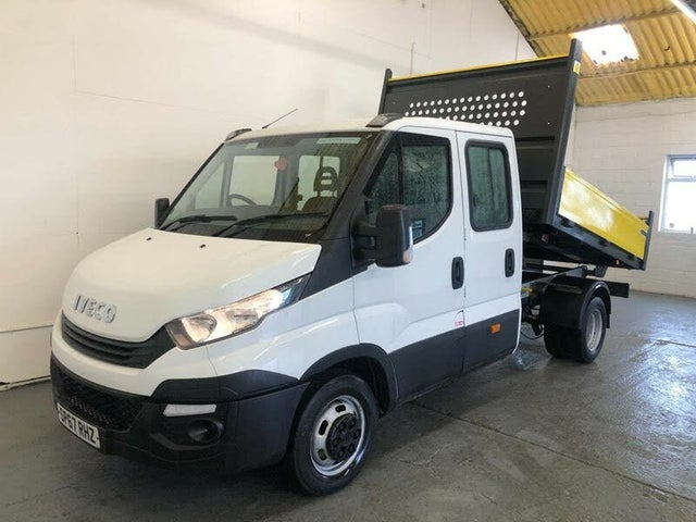 2017 Iveco Daily C Class 2.3TD 35C14 MWB 35C14D 3450 Crewcab Chassis (67 reg)