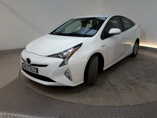2017 Toyota Prius 1.8 VVT-i Business Edition (TRK) (17 reg)