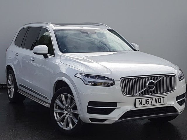 2017 Volvo XC90 2.0 T8 Inscription Pro Hybrid (67 reg)