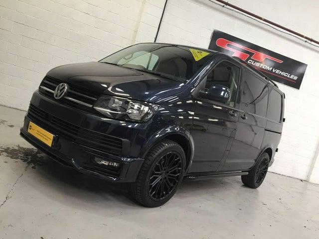 2018 Volkswagen Transporter (18 reg)