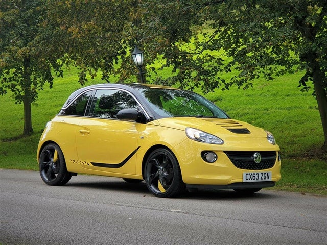 2014 Vauxhall ADAM 1.4 SLAM (100ps) (63 reg)