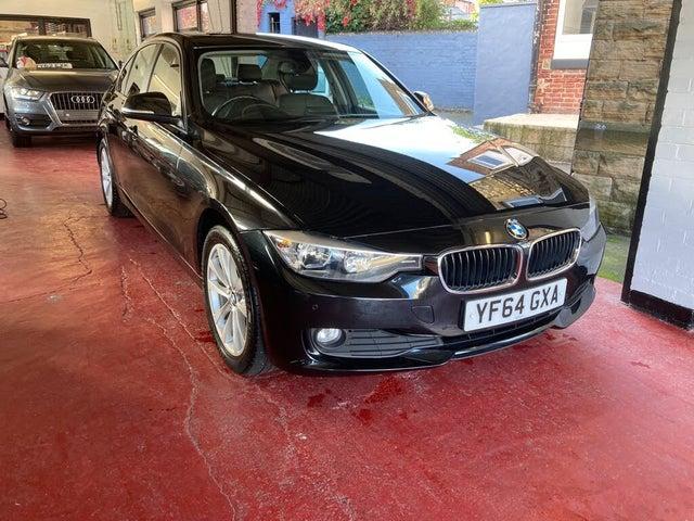 2014 BMW 3 Series 2.0TD 320d SE (184bhp) (s/s) Saloon 4d Auto (64 reg)