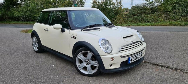 2006 MINI Cooper 1.6 Cooper S (Chili) Hatchback 3d (06 reg)