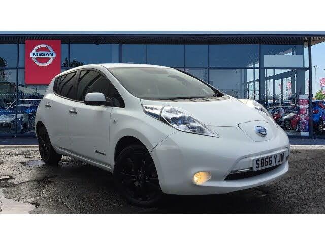 2016 Nissan Leaf E Tekna (24kWh) (66 reg)