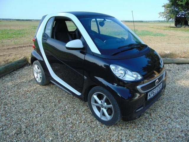2014 Smart fortwo 1.0 Edition 21 Coupe (63 reg)