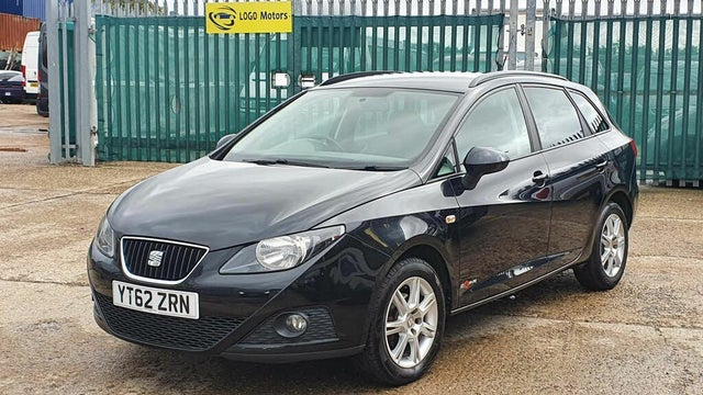 2012 Seat Ibiza 1.2TD S Copa (75ps) ST Estate 5d (62 reg)