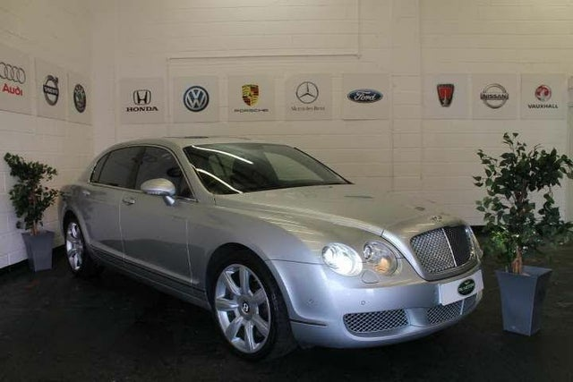 2006 Bentley Continental 6.0 Flying Spur (552bhp) 4X4 Auto (55 reg)