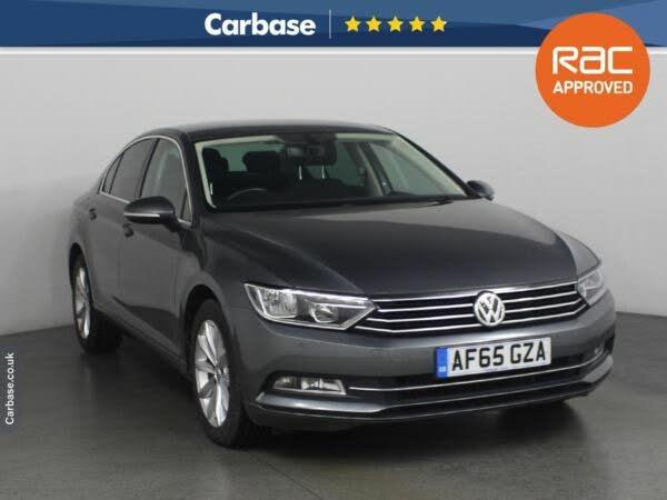 2015 Volkswagen Passat 2.0TDI SE Business (BMT)(s/s) Saloon 4d DSG (65 reg)
