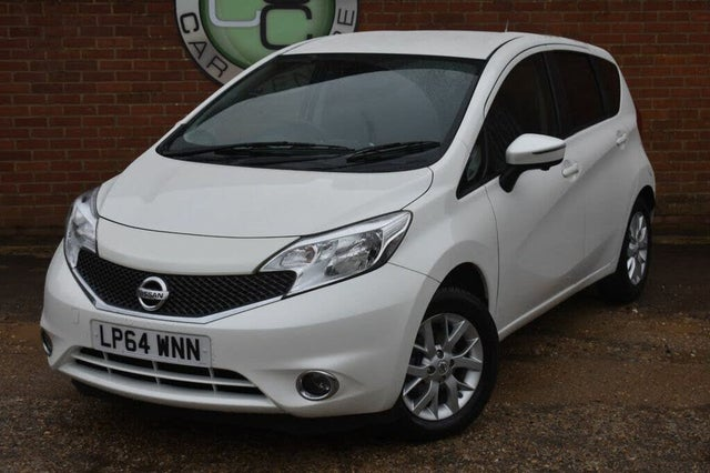 2015 Nissan Note 1.2 Acenta Premium (80ps) (Safety Style Pack) (64 reg)