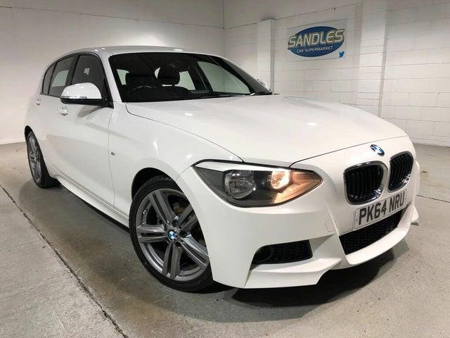 2014 BMW 1 Series 2.0TD 120d M Sport (184bhp) (s/s) Sports Hatch 5d Auto (64 reg)