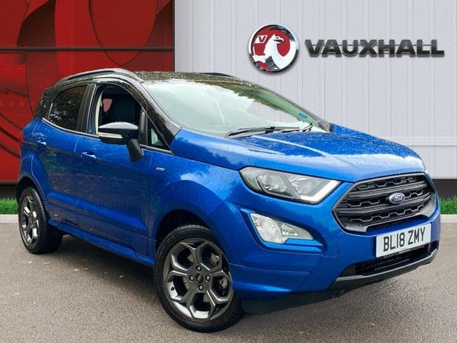2018 Ford EcoSport 1.5 ST-Line (100ps) (18 reg)