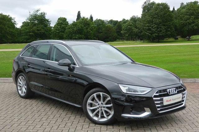 2020 Audi A4 (20 reg)