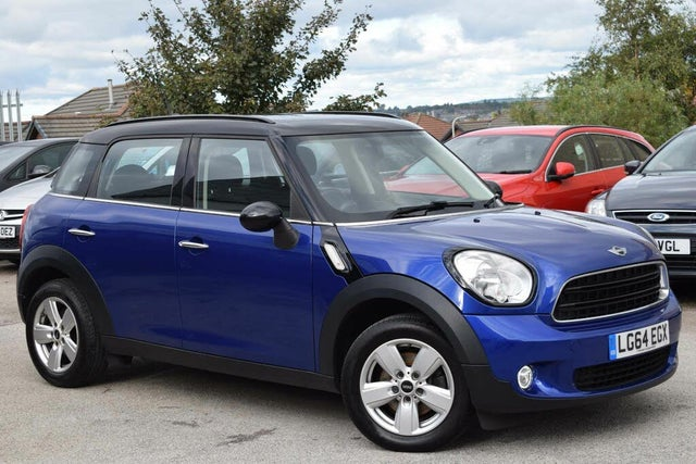 2014 MINI Countryman 1.6 Cooper (122bhp) (64 reg)