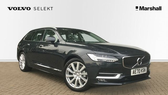 2020 Volvo V90 2.0TD D4 Inscription Plus (70 reg)