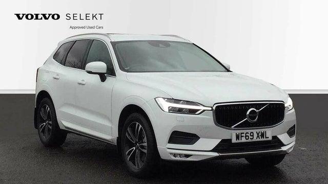 2019 Volvo XC60 2.0 T5 Momentum Pro (69 reg)