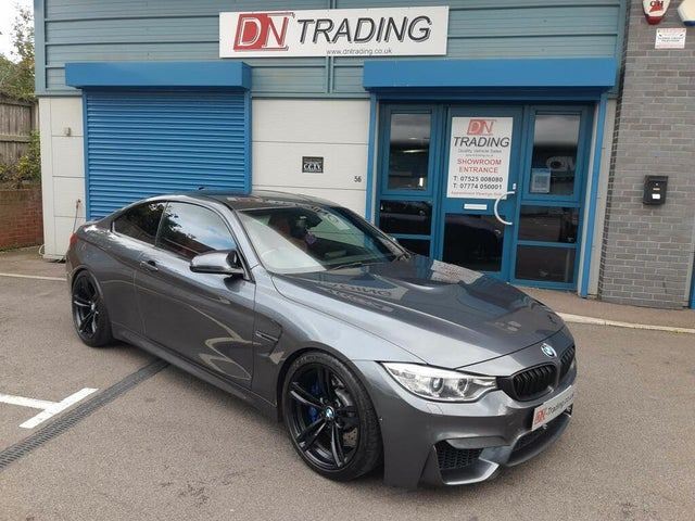 2014 BMW 4 Series 3.0 M4 Coupe M DCT (NY reg)