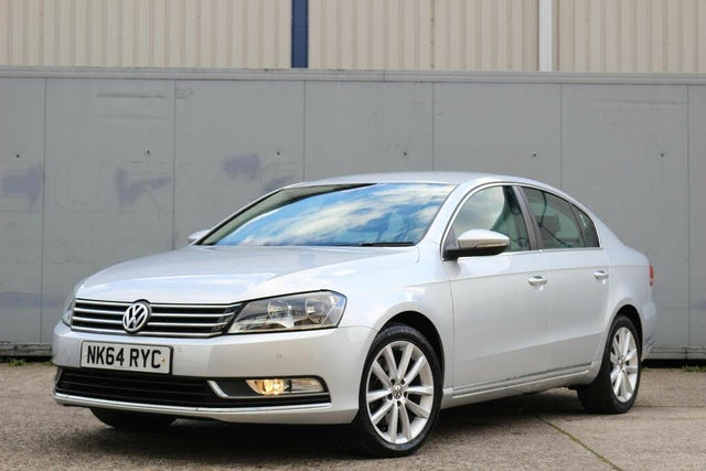 2014 Volkswagen Passat 2.0TDI Executive (140ps) (s/s) Saloon 4d (64 reg)