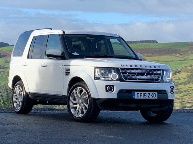 2015 Land Rover Discovery 4 3.0 SD V6 HSE (15 reg)
