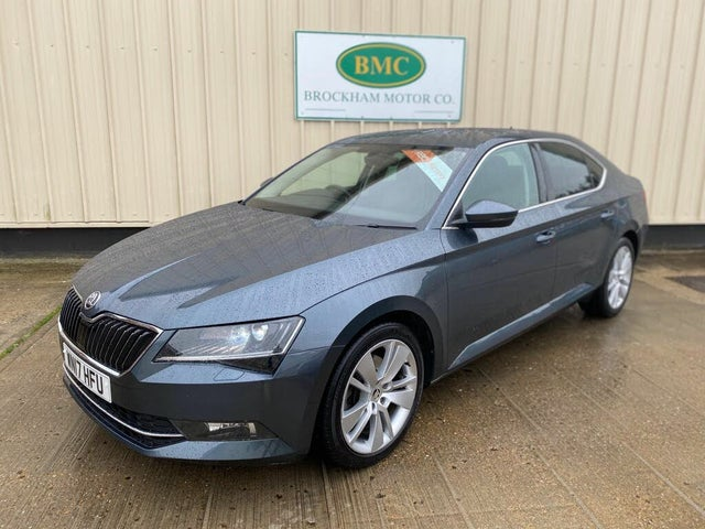 2017 Skoda Superb 2.0TDI SE L Executive Hatchback DSG (17 reg)