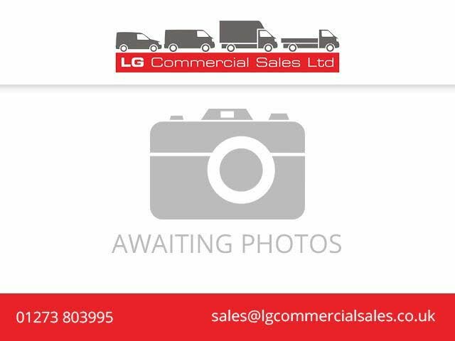 2012 Vauxhall Movano 2.3TD L3H13500 (125ps)(Euro L3H1 3500 Chassis Cab (12 reg)