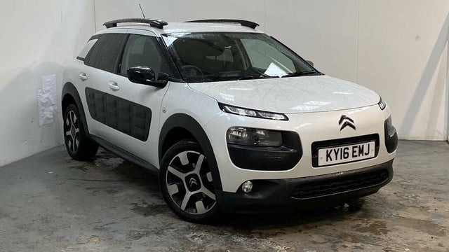 2016 Citroen C4 Cactus 1.2 PureTech Flair (110ps) (s/s) (16 reg)