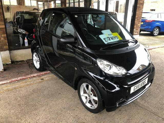 2011 Smart fortwo 0.8TD Pulse Coupe (11 reg)