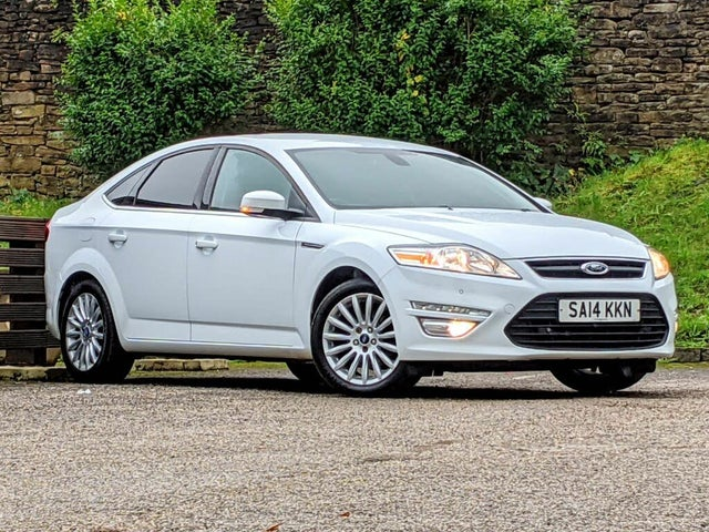 2014 Ford Mondeo 2.0TDCi Zetec Business (140ps) Hatchback (14 reg)