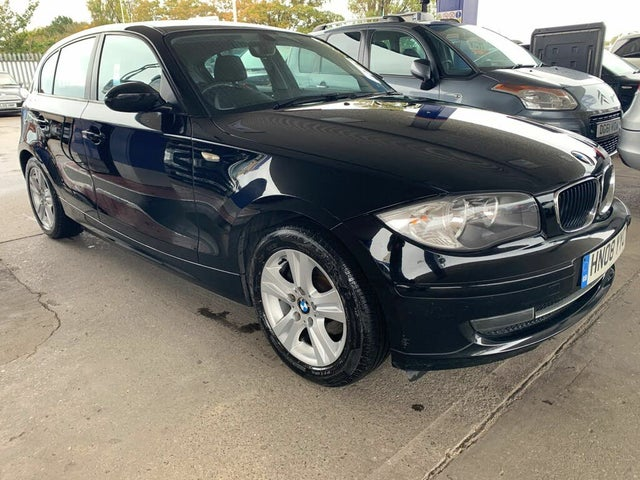 2008 BMW 1 Series 2.0TD 118d SE (Dynamic pk) Hatchback 5d (08 reg)