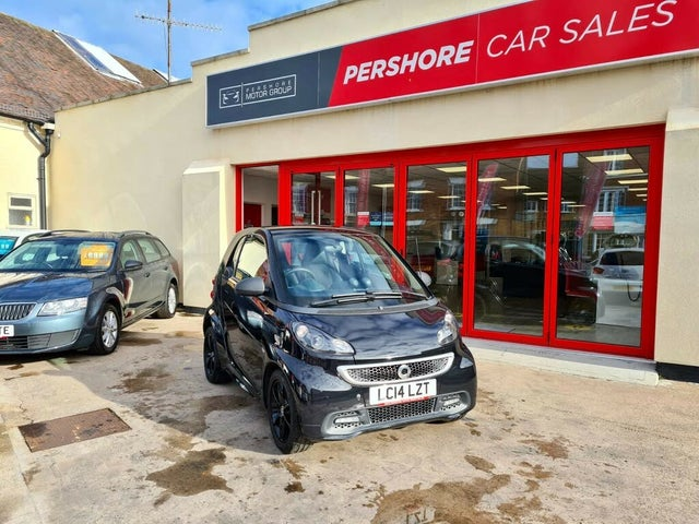 2014 Smart fortwo 1.0 Grandstyle Plus mhd (71bhp) Coupe (14 reg)