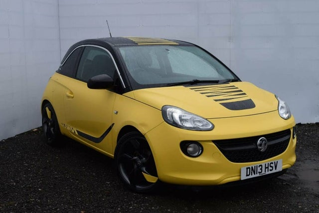 2013 Vauxhall ADAM 1.4 SLAM (100ps) (13 reg)