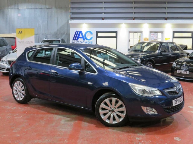 Used Vauxhall Astra SE for sale in North Shields - CarGurus